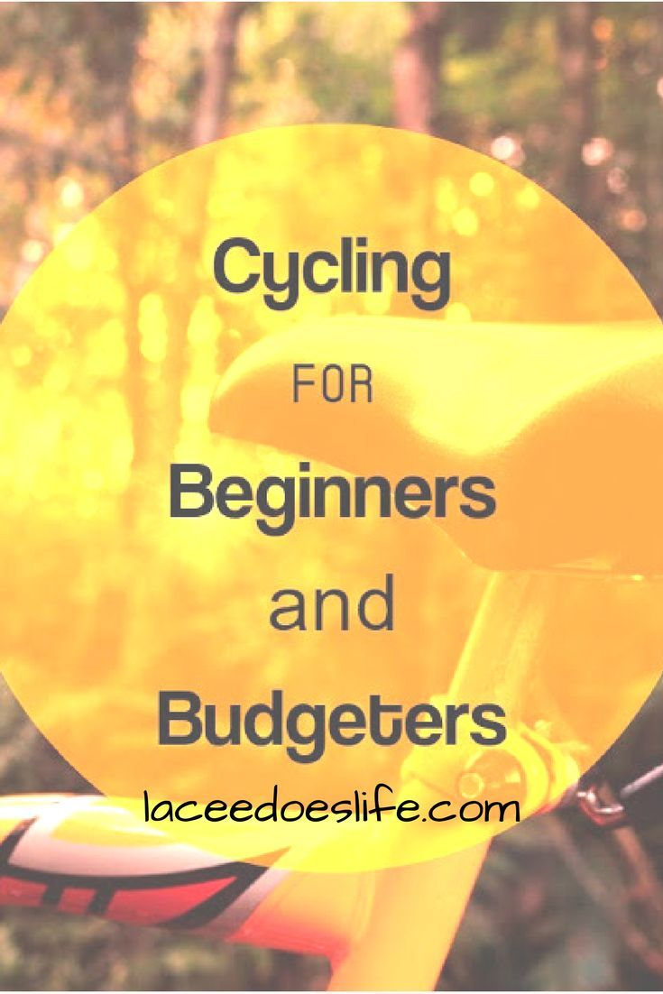 Cycling | Beginners | Budget Tips | Active Lifestyle | Gear | Biking | Bicycles | Bicycle | Cycle |  Budget Minded | Ride | Beginner | Schwinn | Frugal |