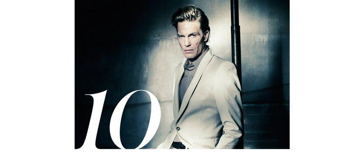 La Fashion Week Homme Automne-Hiver 2011-2012 a lieu cette semaine à Paris. L'occasion de revenir sur les visages qui ont marqué la mode masculine, avec les 10 mannequins les plus mythiques de ces dernières années.