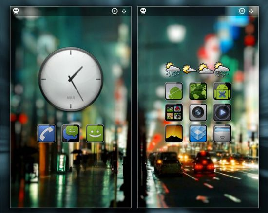 40 Really Cool Android Home Screens