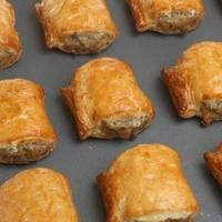 Easy Peasy Sausage Rolls