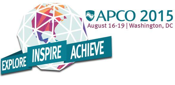 APCO 2015 | 81st Annual Conference & Expo