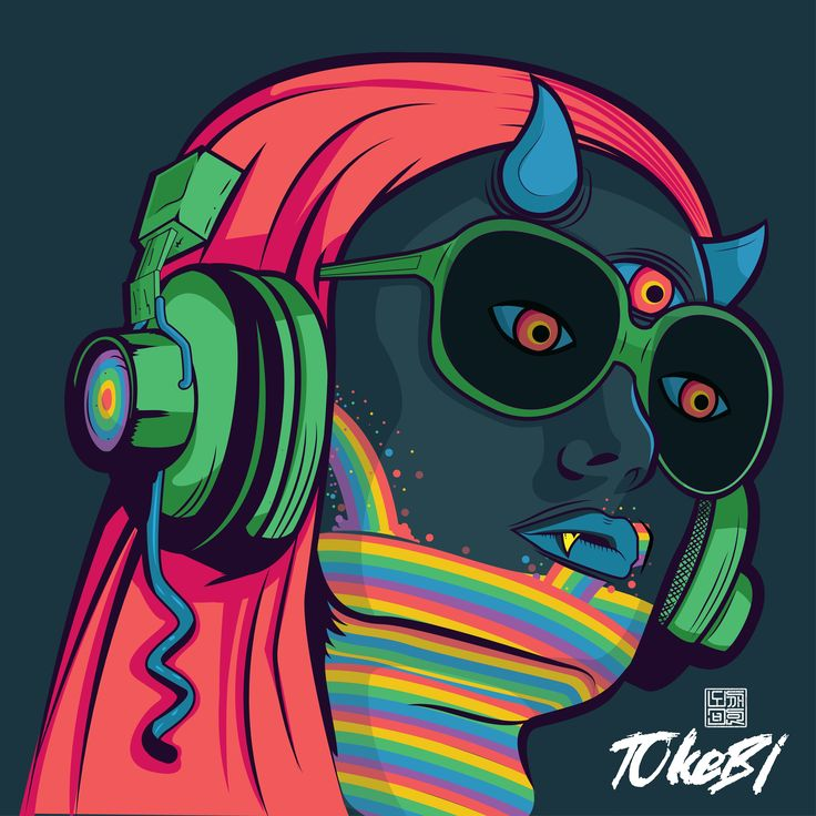 Sound Devil Girl by #tokebi I haven't heard the radio in 5 years all the music I listen to I've research it. Music it's life life it's music. Please share it. Thanks.
