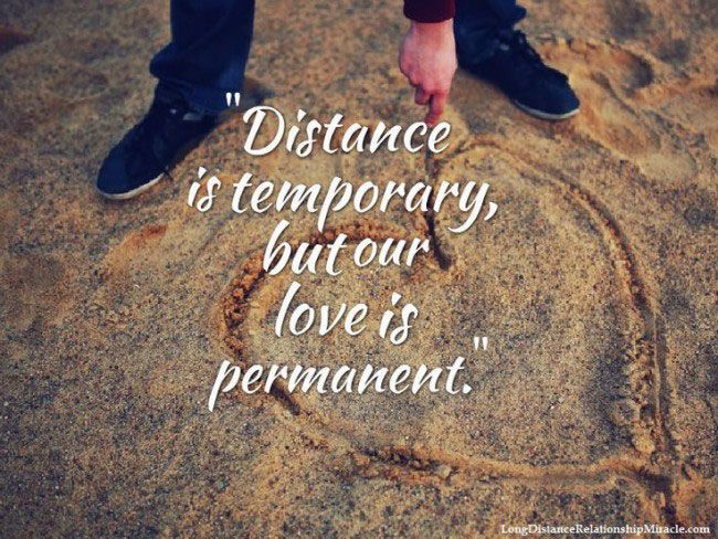 15 Beautiful Long Distance Love Quotes for Her - Freshmorningquotes