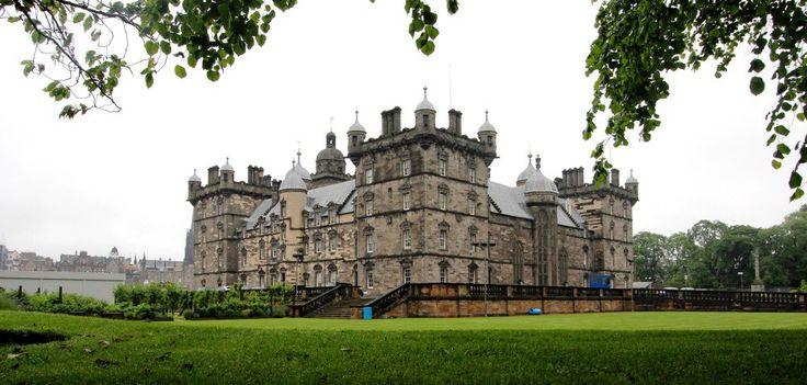 George Heriots Hogwarts Edinburgh