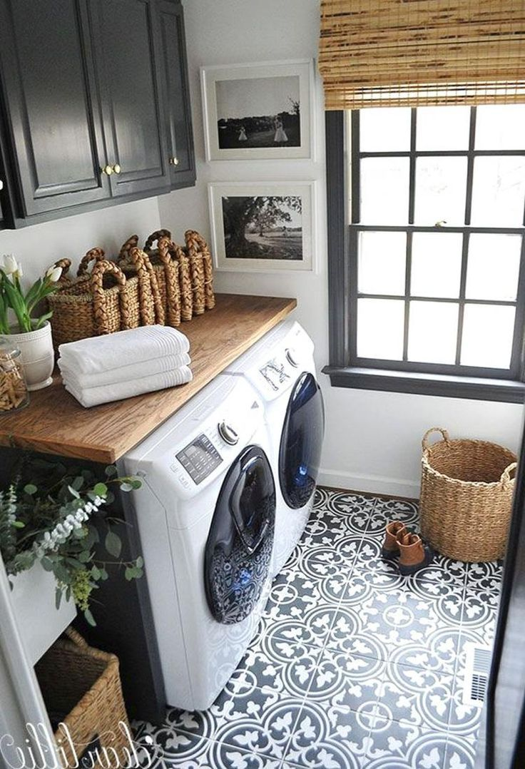 30 Nice Small Laundry Room Design Ideas Tiny Laundry Rooms