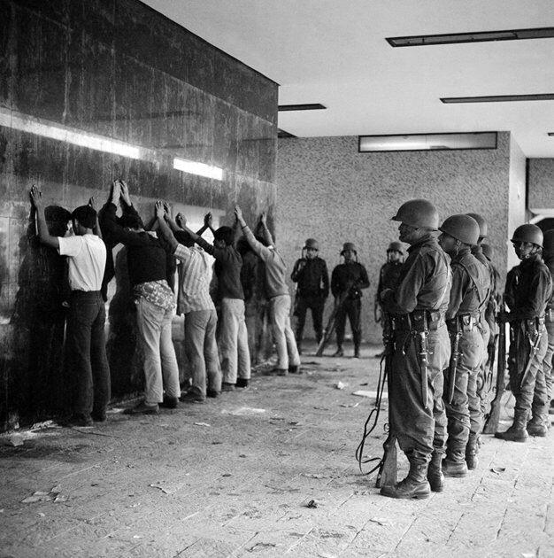Matanza de Tlatelolco (Tlatelolco massacre) [1968] [Mexico]