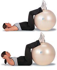 Fare ginnastica in gravidanza è utile a conoscere il proprio corpo e a gestirlo nel migliore dei modi durante il parto. Far ginnastica in gravidanza con la fitball è semplice e utile.