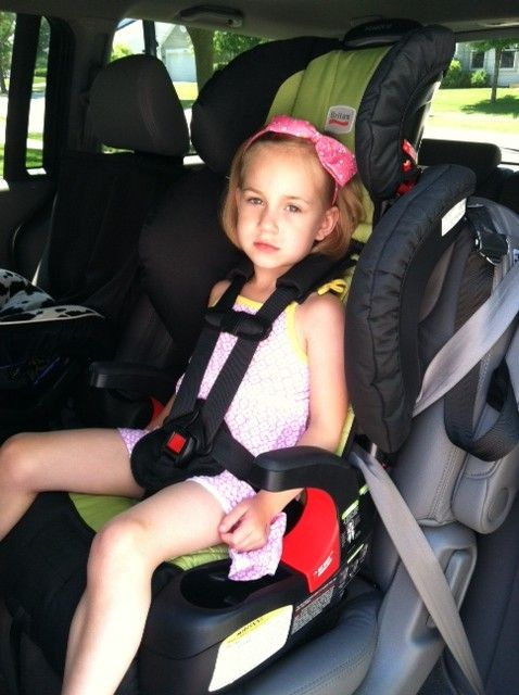 Britax Parkway Sg Belt Positioning Booster Seat Confetti - The Best ...