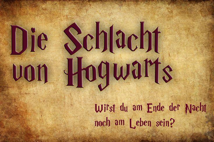 Wirst du die Schlacht von Hogwarts überleben?