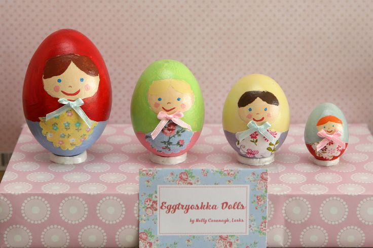 Salt and Pepper: Easter Egg Competition