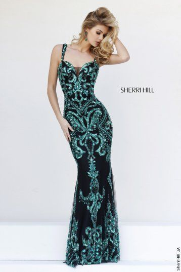Платья Sherri Hill 9751