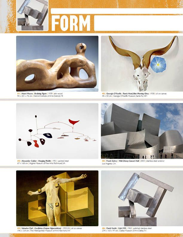 Form Art Term : Best images about elements and principles of design on