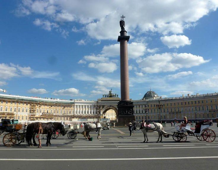 Avrupa'daki Ünlü Şehir Meydanları
