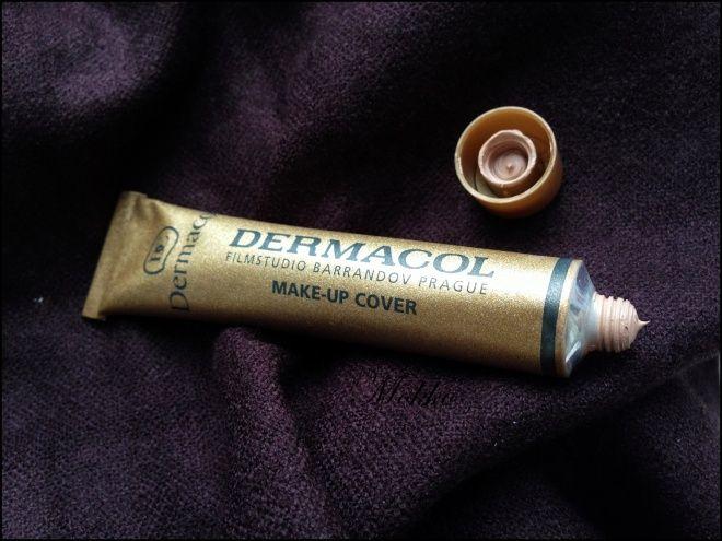 Adobe Photoshop в реальном времени? Dermacol Make-up cover в оттенке №210. Filmstudio barrandov prague