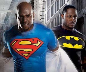 Under armour super hero shirts