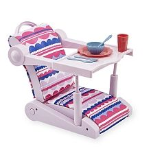 "Journey Girls - Take Along Doll Chair - Journey Girls - Toys""R""Us"