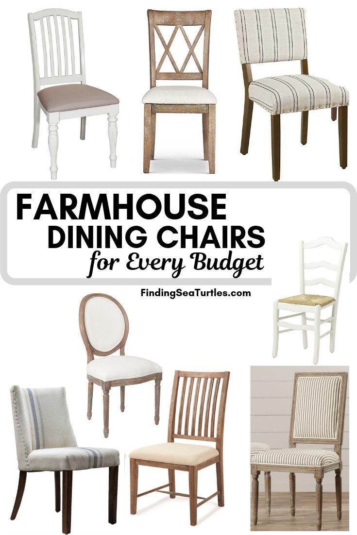 23 Farmhouse Dining Chairs For Family Gatherings Farmhouse