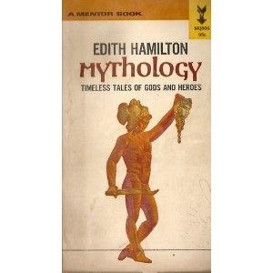 Edith Hamilton's Mythology.  <3 Greek Mythology