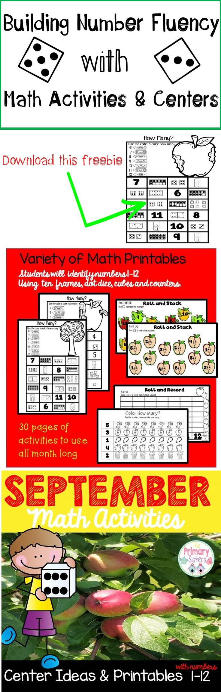 33 best free math resources k5 images on pinterest free