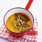 Sperziebonen in kokosmelk (sambal goreng boentjis) - recept - okoko recepten