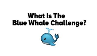 What Is The Blue Whale Challenge?  The Blue Whale Challenge is a game that takes the control of players causing them to harm themselves and even commit suicide. While social media challenges like the Nicki Minaj and Bow Wow Challengesare harmless the Blue Whale Challenge is a very dangerous suicide game. The game brainwashes players convincing them to try to complete extremely dangerous tasks.  Philipp Budeikin Creator of the Blue Whale Challenge  Philipp Budeikin created the Blue Whale…