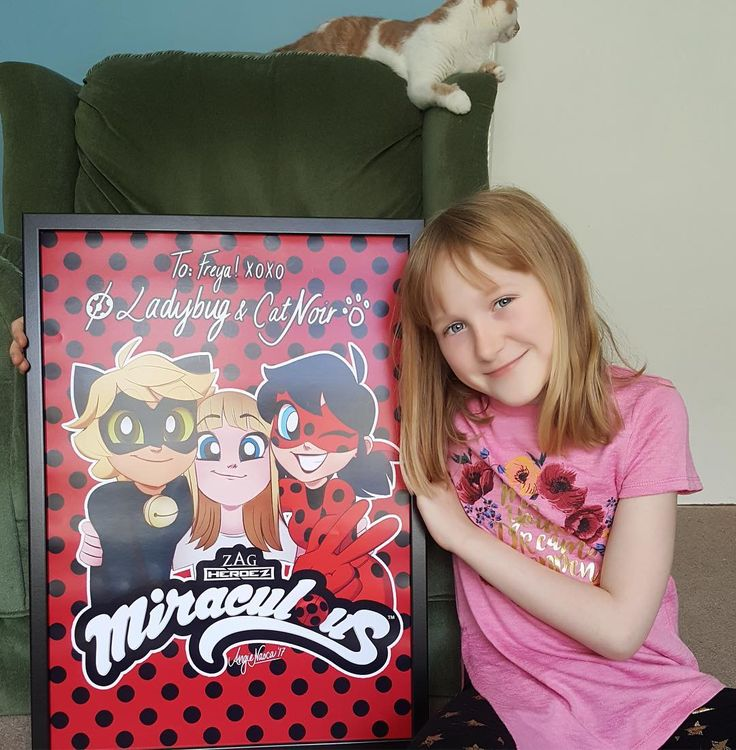 "23.1 mil curtidas, 198 comentários - Jeremy Zag (@jeremyzag) no Instagram: ""Here she is! Freya is the winner of our UK Bandai Zag Heroez Miraculous contest! Congratulations!!!…"""