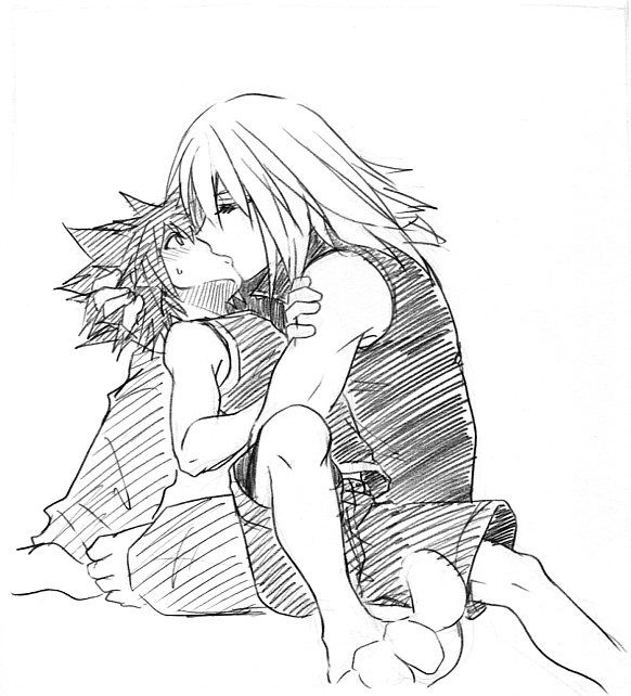 375 best images about sora and riku on pinterest