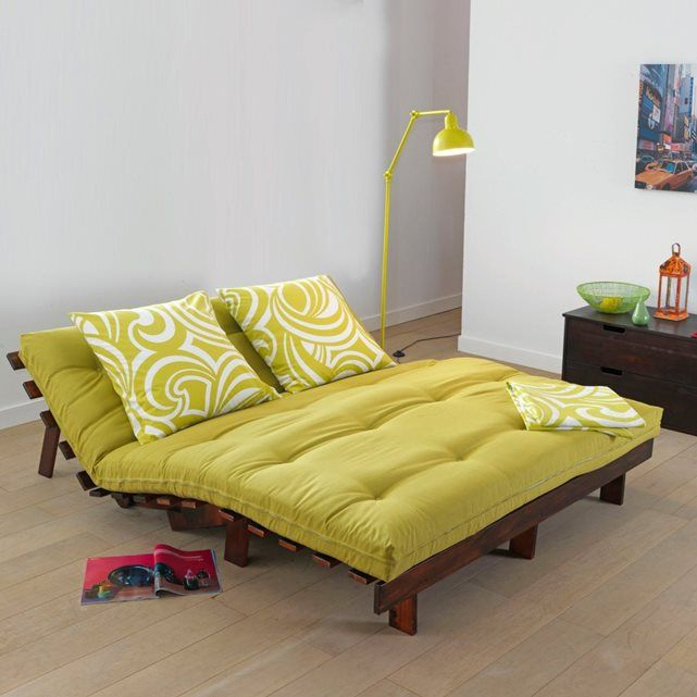 Les 25 meilleures id es de la cat gorie banquette futon for Housse pour futon