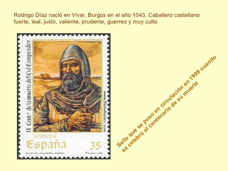 Imagen de un mapa de la época donde aparece Vivar y parte del reino de Castilla
