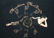Martina McBride t-shirt - 2001 tour - Vintage Basement.