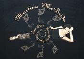 Martina McBride t-shirt - 2001 tour - Vintage Basement.