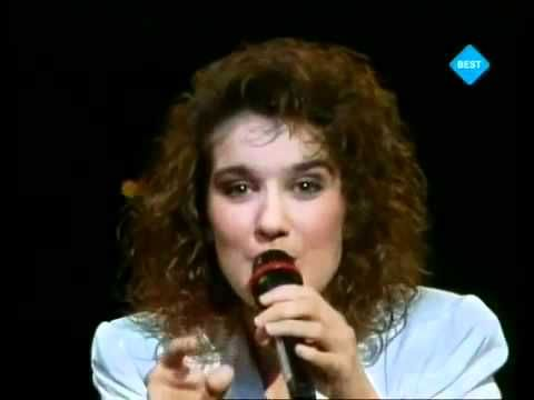 Eurovision Song Contest 1988 - Winner - Switzerland - Céline Dion - Ne P...