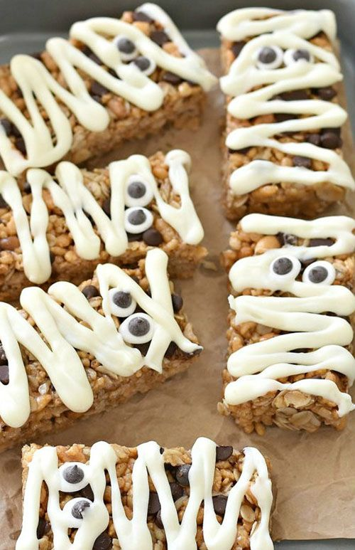 11 Healthy Halloween Treats That Are Scary Cute