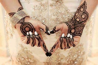 Latest Fashion Trends: Latest arabic mehndi designs 2015 for hands