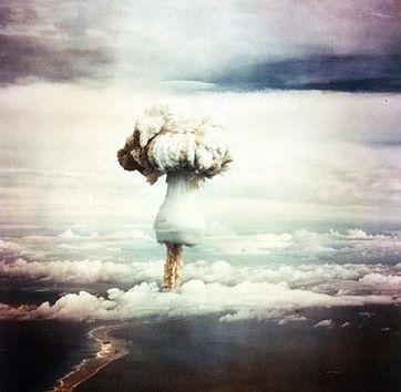 La devastadora potencia de las bombas atómicas en imágenes