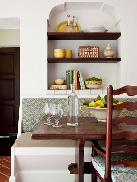 Dining Room Niche Ideas Part - 39: Easy Ways To Add Character