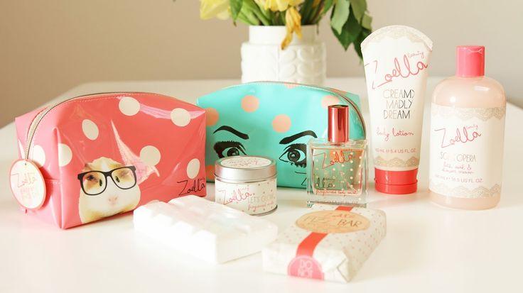 Zoella Beauty Original Collection.