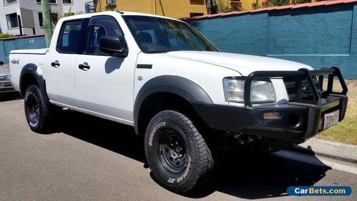 2007 Ford Ranger 4x4 T/Diesel Dual cab. Very good condition. #ford #ranger #forsale #australia