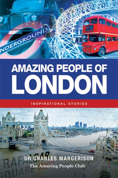 A city tour unlike any other.  Let Shakespeare, Dickens, Nightingale and others become your personal historical tour guides.  See  http://amazingpeopleclub.com/product/amazing-people-london