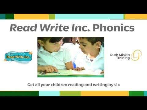 Watch our 2 minute video to get a quick overview of Read Write Inc. Phonics. Find out more here: https://global.oup.com/education/content/primary/series/rwi/phonics/