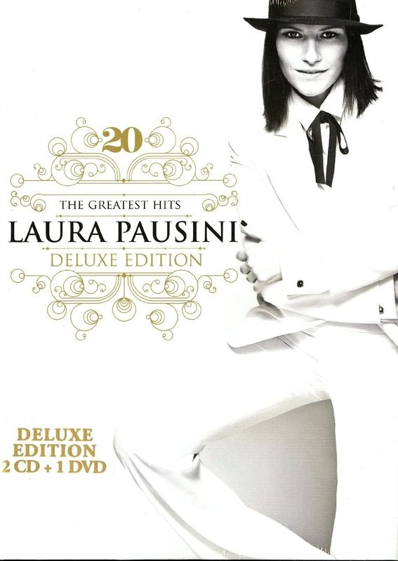 Laura Pausini CD 20 The Greatest Hits (Deluxe Edition 2CD + DVD) [Cofanetto]  http://www.savelgo.it/laurapausini-20thegreatesthitsdeluxeedition2cddvdcofanetto/offers/unknow/laurapausini-20thegreatesthitsdeluxeedition2cddvdcofanetto