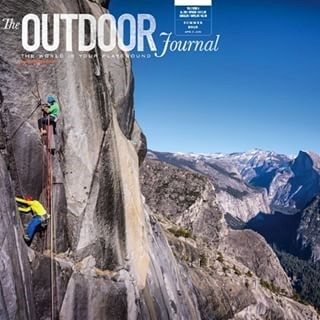 The Outdoor Journal  Description  The Outdoor Journal (VOL.2 ISSUE 4, Summer 2015) quarterly print edition showcases the finest writing and photography from the world of adventure sports, fitness, outdoor pursuits, nature and wilderness. buy now:http://bit.ly/2f3HtSr
