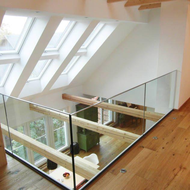 die besten 25 luftraum ideen auf pinterest br stungsgel nder sch ne treppe und schlichte. Black Bedroom Furniture Sets. Home Design Ideas