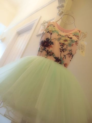 Just one of the adorable tutu dresses available at Handsome and Divine. Find us on Facebook