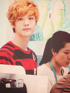 hot luhan | Tumblr #EXO #EXO-M #Luhan #Lu #Han #c-pop #hot #sexy #sweet