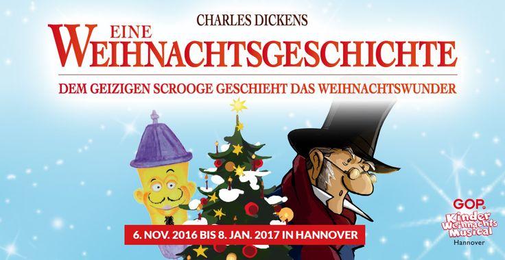 Charles Dickens Weihnachtsgeschichte - GOP Varieté-Theater