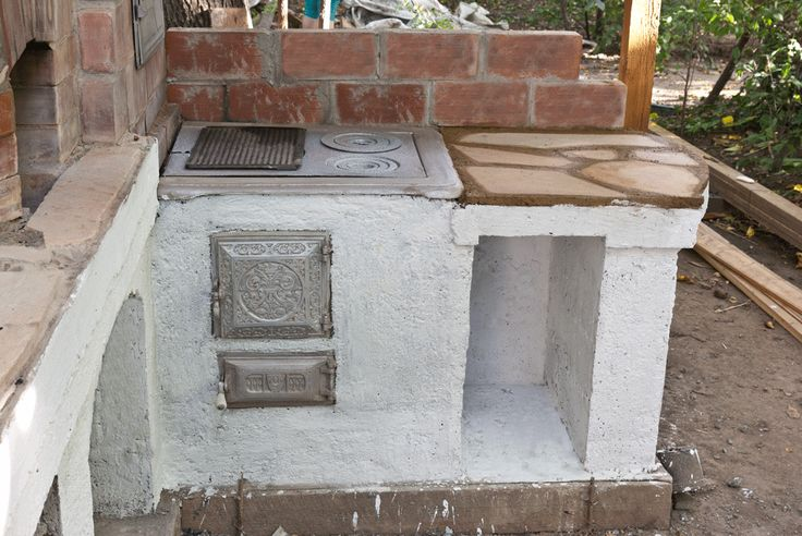 How to build an outdoor stove | HowToSpecialist - How to Build, Step by Step DIY Plans