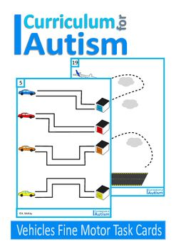 80 best images about autism visuals on pinterest for Adhd and fine motor skills