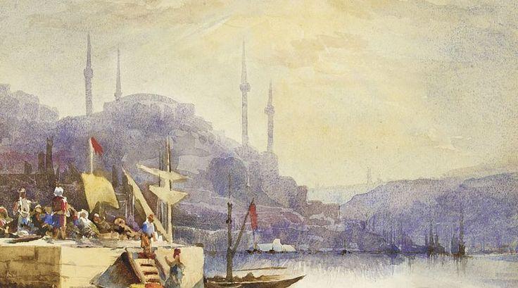 11 cărți cu și despre Istanbul