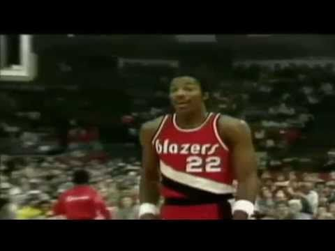 Clyde Drexler - 1984 NBA Slam Dunk Contest
